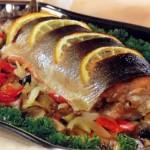РЫБА в духовке: 3 вкусных рецепта