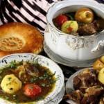 ШУРПА — ароматный суп из крупно порезанных овощей и мяса