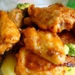 Горячая закуска «Золотистая курочка»