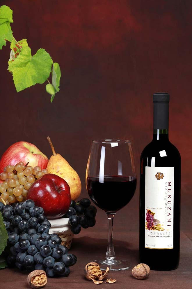Основные сорта грузинских вин
