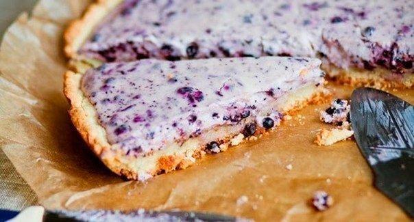 Начинка пирогов черники рецепт