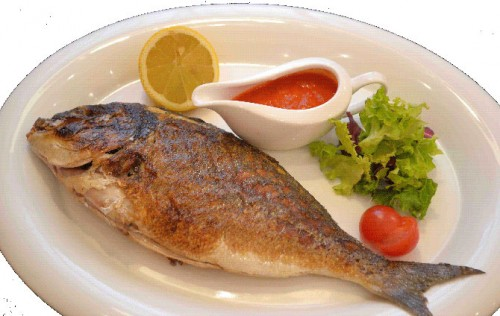 Приготовление рыбы