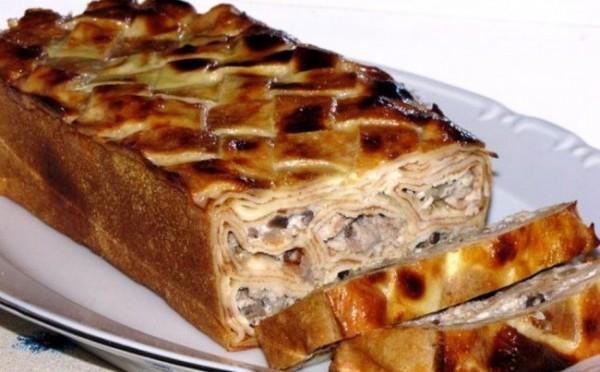 Блинчатые пироги