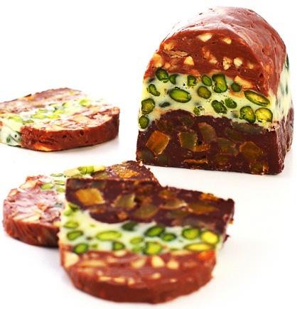 Постные конфеты – кулинарный рецепт