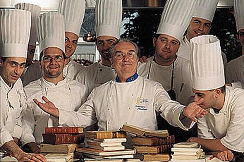 Кулинарные школы