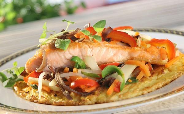 Кулинария рыба под маринадом