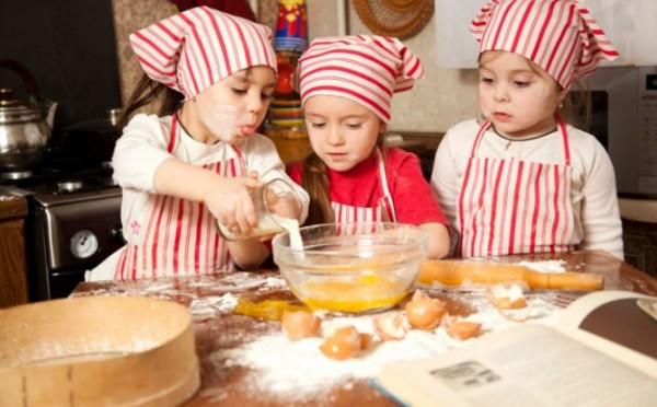 Кулинарные школы для детей