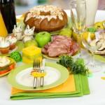 Пасхальный стол – от куличей до закусок