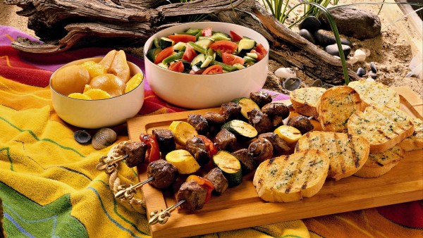 Шашлыки: обычные и необычные рецепты
