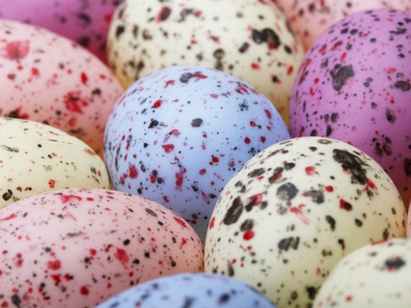 Пасхальный стол, Пасхальные яйца