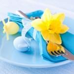 Встречаем Пасху: сервировка стола и советы по окраске яиц