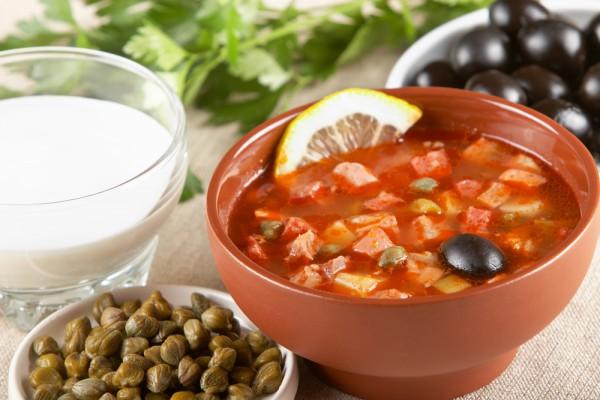 Солянка суп
