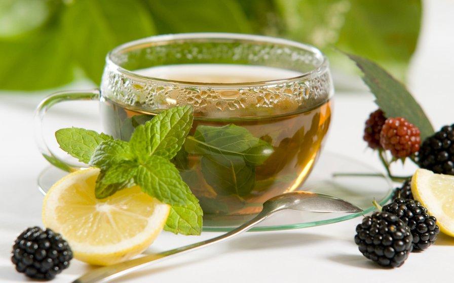 Травяные чаи: витаминные, лечебные