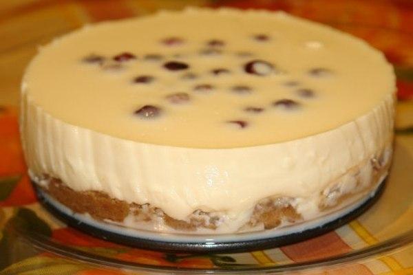 Десерты со сгущённым молоком