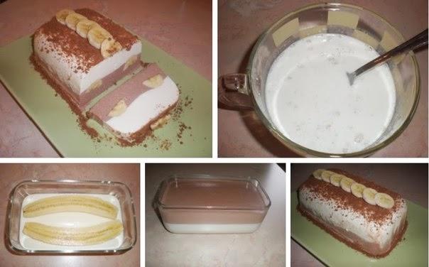 Как сделать десерты дома быстро и вкусно видео