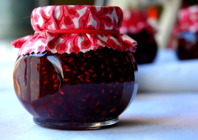 старинные рецепты малинового варенья