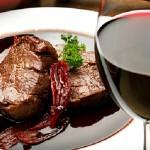 Праздничный стол: Блюда с добавлением красного вина