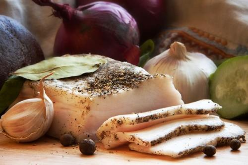 Заготовка сала и солонины: рецепты и натюрморты