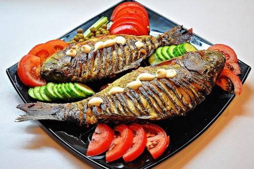 Блюда из рыбы: лучшие рецепты и советы по приготовлению