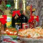 Простые правила грамотного новогоднего застолья + рецепты