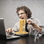 """""""Сидячая"""" работа и полноценное питание не совместимы? Это не так!"""