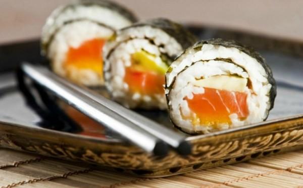 ингредиенты суши