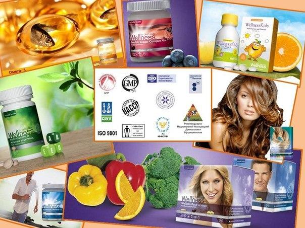 wellness здоровое питание