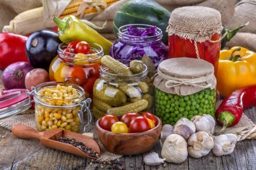 овощи консервирование