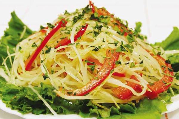 Рецепт капуста острая с красным перцем