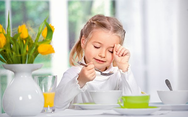 Питание детей от 1 года до 7 лет