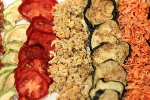 Сушка овощей, фруктов и ягод