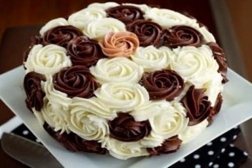 масляные кремы торт