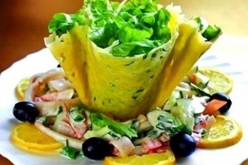 Идеи украшения блюд праздничного стола, КУЛИНАРИЯ - всё PRO еду!