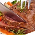 Мясные блюда к праздничному столу