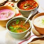 Супы: интересные рецепты и советы по приготовлению