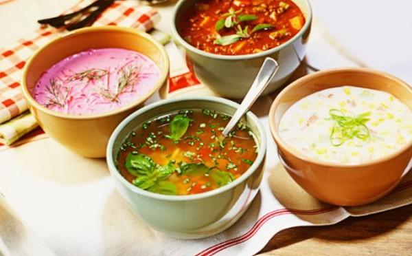 Супы кулинарные рецепты