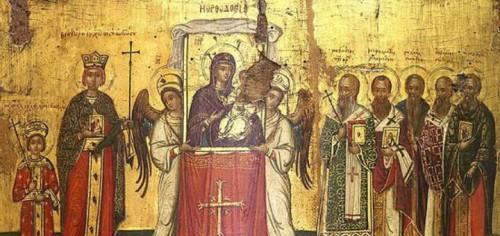 победа Православия над иконоборческой ересью