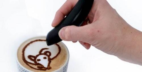 CinniBird: ручка, которая пишет специями