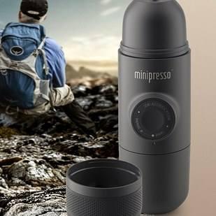 Minipresso: кофе с собой