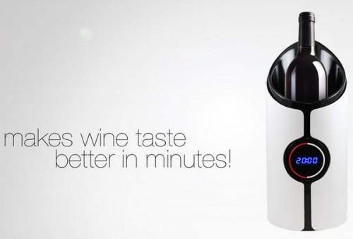 Sonic Decanter: вино становится вкуснее