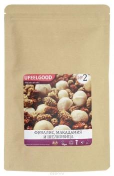 Premium Mix №2 (физалис, макадамия, шелковица), 100 гр