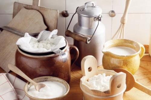 Кефир, Всё о кефире, Рецепты с кефиром