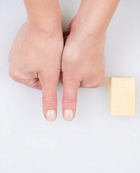 Сыр - два пальца