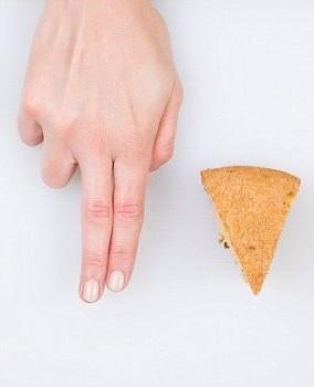 Торт - два пальца