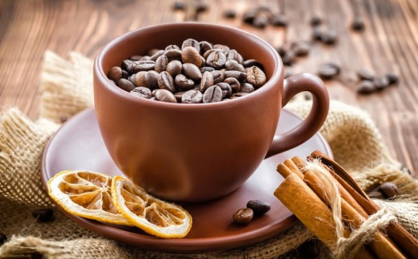 Специи к кофе