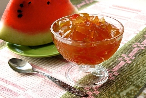 Мармелад из арбуза в домашних условиях рецепт с фото пошагово