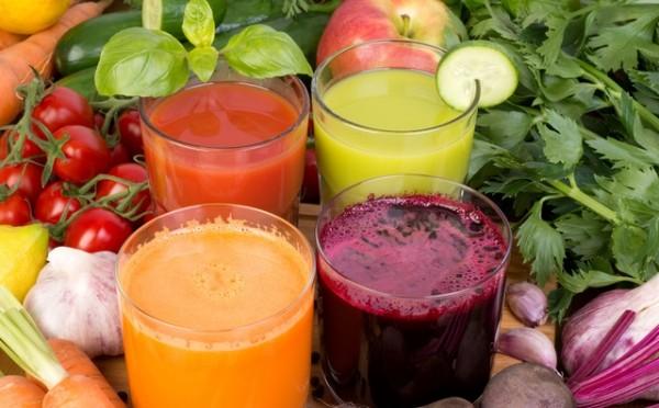 лечебные соки, вода Сасси