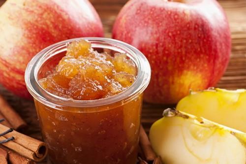 джем, конфитюр из яблок