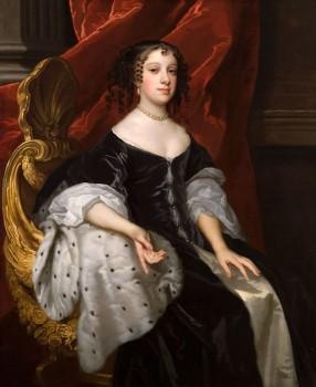 Екатерина Брагансская, 1665 год