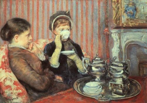 Мэри Кэссет «Пятичасовой чай»